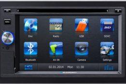 Màn Hình Ô Tô DVD Blaupunkt Sandiego 530