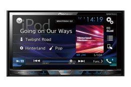 Màn hình DVD cho ô tô Pioneer AVH-X595BT