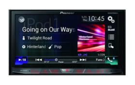Màn hành DVD Pioneer AVH-X8850BT Được phân phối bởi Độ Xe Long Thịnh