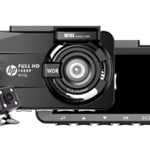 Camera hành trình HP F870G Được phân phối bởi Độ Xe Long Thịnh