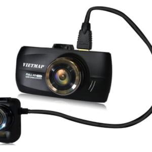 Camera hành trình VietMap K12 Được phân phối bởi Độ Xe Long Thịnh
