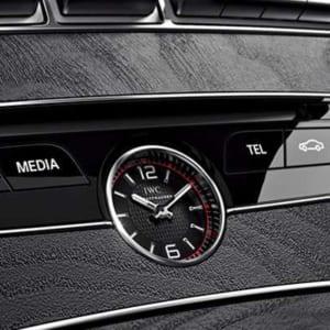 Đồng hồ Analog IWC dành cho Mercedes Benz Được phân phối bởi Độ Xe Long Thịnh