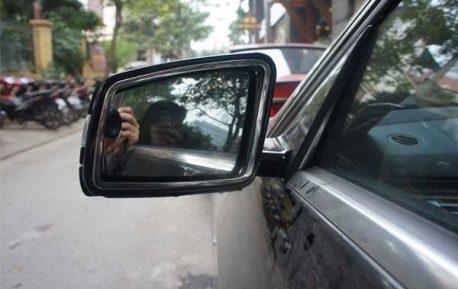 Bảo vệ gương dành cho Mercedes Benz Được lắp đặt và phân phối bởi Độ Xe Long Thịnh_2