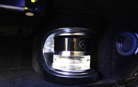 Bộ phun nước hoa dành cho Mercedes Benz Được phân phối bởi Độ Xe Long Thịnh_2