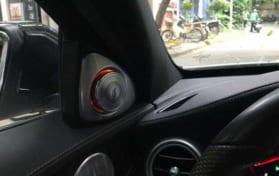 Loa Treble Burmester 3D dành cho Mercedes Benz Được phân phối bởi Độ Xe Long Thịnh