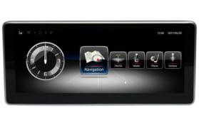 Màn hình Androi dành cho Mercedes Benz Được phân phối bởi Độ Xe Long Thịnh