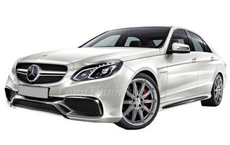 Body Kit dành cho Mercedes Benz E-Class Được phân phối và lắp đặt tại Độ Xe Long Thịnh