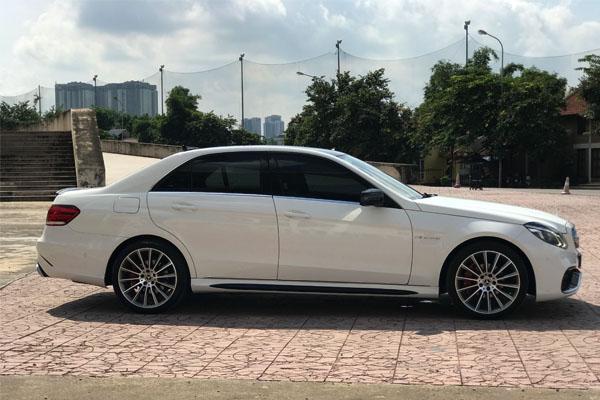 Body Kit dành cho Mercedes Benz E-Class Được phân phối và lắp đặt tại Độ Xe Long Thịnh_3