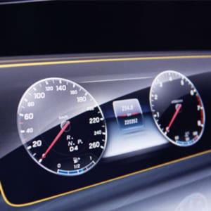 Màn hình dành cho Mercedes Benz E-Class Được phân phối bởi Độ Xe Long Thịnh