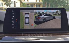 Camera 360 độ dành cho BMW được lắp đặt và phân phối bởi Độ Xe Long Thịnh_1