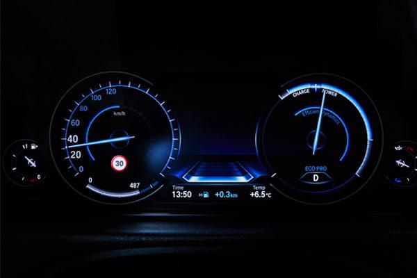 Cluster Mid dành cho BMW được phân phối và lắp đặt bởi Độ Xe Long Thịnh