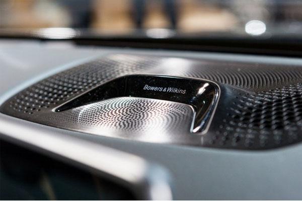 Hệ thống Bowe & Wilkins dành cho BMW được phân phối bởi Độ Xe Long Thịnh
