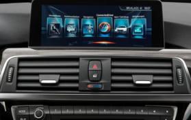 Màn hình NBT Evo dành cho BMW được phân phối và lắp đặt bởi Độ Xe Long Thịnh