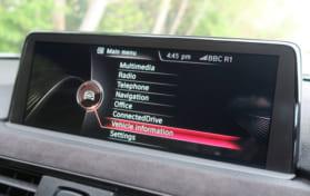 Màn hình NBT dành cho BMW được phân phối và lắp đặt bởi Độ Xe Long Thịnh