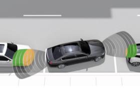 ParkDistance Control dành cho BMW được phân phối và lắp đặt bởi Độ Xe Long Thịnh